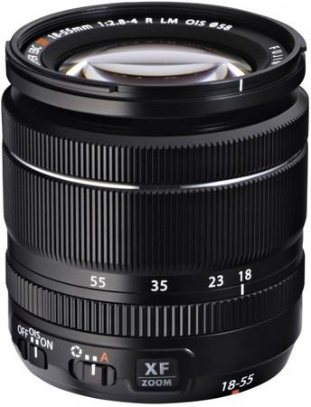 Fujifilm XF-18-55 mm F2,8-4 R LM OIS Fujinon