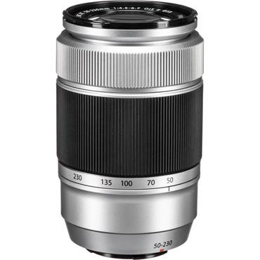 Fujifilm Fujinon XC 50-230 mm F4.5-6.7 OIS II silber