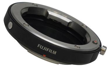 Fujifilm Objektivadapter Leica M Bajonett Objektive an Fujifilm Kamera mit X Bajonett