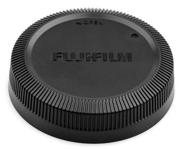 Fujifilm Objektivrückdeckel Objektivdeckel hinten für alle Fujifilm X Objektive