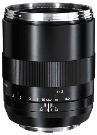 Zeiss 100 mm /  f 1:2,0 Makro Planar ZE