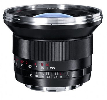 Zeiss 18 mm /  f 1:3,5 T* Distagon ZE