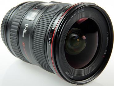 Canon EF 17-40 mm /1:4,0 L USM
