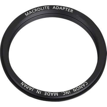 Canon Macro Ring Lite-Adapter 72 C