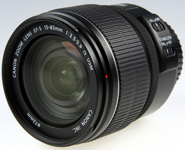 Canon EF-S 15-85 mm /3,5-5,6 IS USM