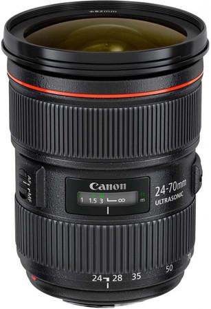 Canon EF 24-70 mm /1:2,8 L II USM