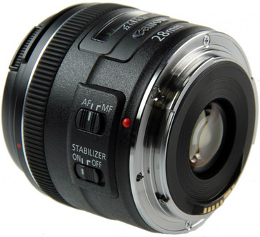 Canon EF 28 mm /1:2,8 IS USM