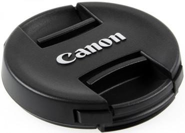 Canon E-43 Objektiv-Klemmdeckel EOS