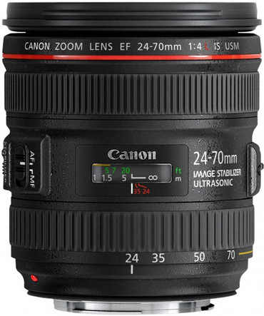 Canon EF 24-70 mm /1:4,0 L IS USM