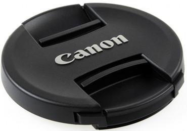 Canon E-72 II Objektivklemmdeckel 72 mm