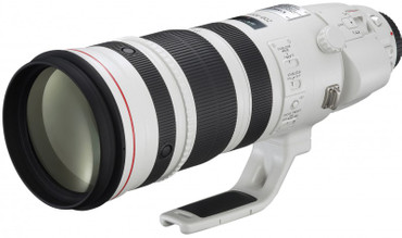 Canon EF 200-400 mm /1:4,0 L IS USM