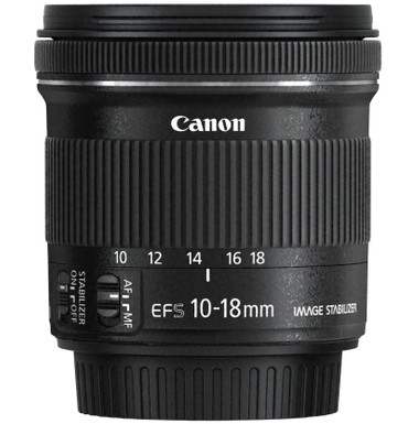 Canon EF-S 10-18 mm /4,5-5,6 IS STM