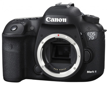 Canon EOS 7D Mark II mit WiFi Adapter W-E1