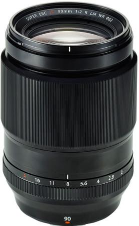 Fujifilm XF-90 mm F2,0 R LM WR Fujinon