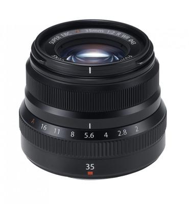 Fujifilm XF-35mm F2,0 R WR schwarz Fujinon