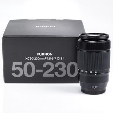 Fujifilm Fujinon Super EBC XC 50-230  mm F4.5-6.7 OIS II sehr guter Zustand Gelegenheit