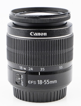 Canon EF-S 18-55 mm /3,5-5,6 III, Gelegenheit