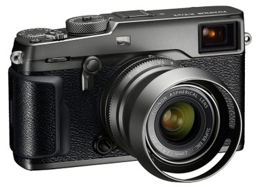 Fujifilm X-Pro2 Graphite mit Fujinon (Graphite) XF 23/F2 R WR (Preis vor Aktion 2399,--)