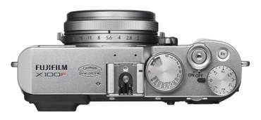 Fujifilm X100F silber – Bild 3