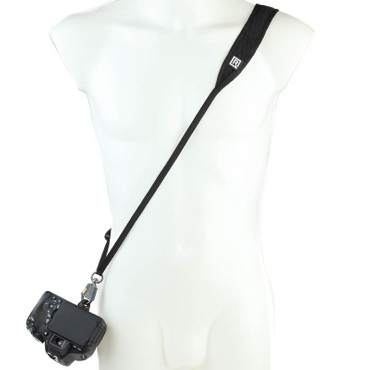 Blackrapid R-Strap Street Breathe Black Sling-Kameragurt (schlank)