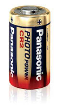 Panasonic Lithium Batterie CR2 3V