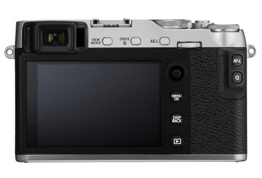 Fujifilm X-E3 Gehäuse silber (Preis vor Aktion 681,38,-- €) – Bild 2
