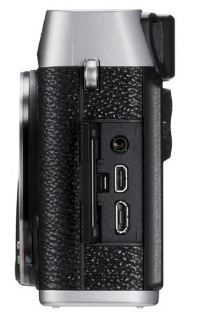 Fujifilm X-E3 Gehäuse silber (Preis vor Aktion 681,38,-- €) – Bild 4