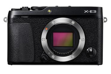 Fujifilm X-E3 Gehäuse schwarz