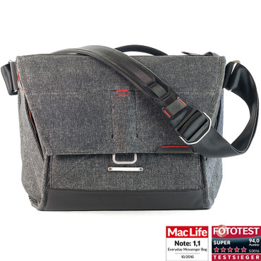 Peak Design Everyday Messenger Bag 13 Charcoal Fototasche