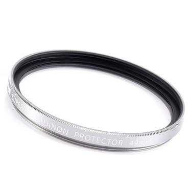 Fujifilm Schutzfilter 49,0 mm Super EBC Fujinon Protector PRF in Silber
