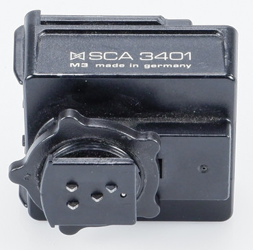 Metz SCA 3401 M3 Blitzadapter Flash Adapter für Nikon, Gelegenheit