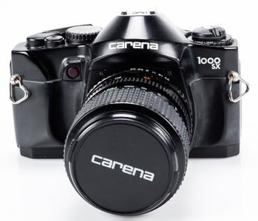 Carena SX 1000 mit Super Carenar 3,5-4,8 / 35-70 mm Sammlerstück Rarität Gelegenheit