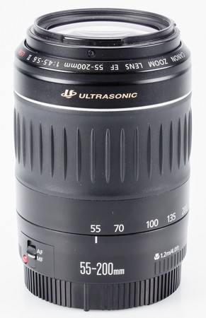 Canon EF 55-200 mm /1: 4,5-5,6 II USM Gelegenheit