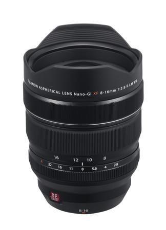 Fujifilm XF 8-16 mm F2.8 R LM WR Fujinon