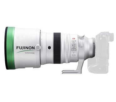 Fujifilm XF-200 mm F2 R LM OIS WR mit Telekonverter Fujinon XF1.4X TC F2 WR