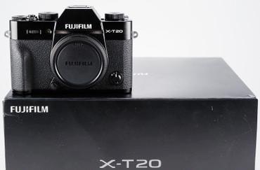Fujifilm X-T20 Gehäuse nur ca. 397 Auslösungen, Gelegenheit