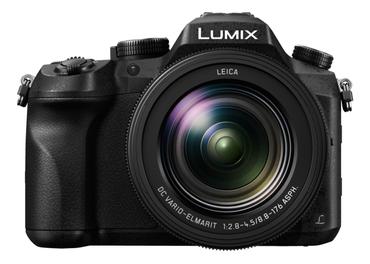 Panasonic LUMIX DMC-FZ2000 – schwarz