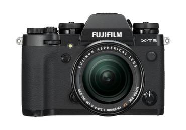 Fujifilm X-T3 Gehäuse schwarz mit XF 18-55 mm / F2,8-4 R LM OIS  (Preis vor Aktion 1656,17 Euro) – Bild 4