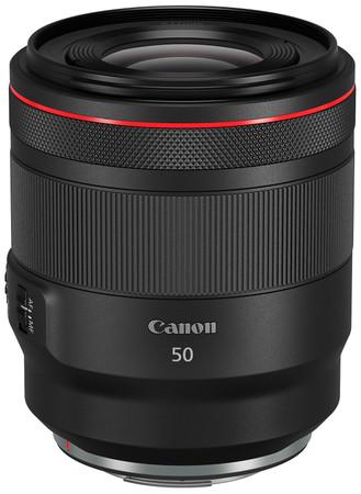 Canon RF 50mm f/ 1.2 L USM – schwarz