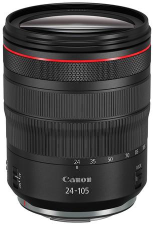 Canon RF 24-105 mm f/4.0 L IS USM – schwarz