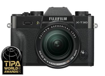 Fujifilm X-T30 mit FUJINON XF 18-55 mm F2.8-4 R LM OIS schwarz