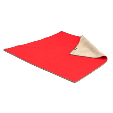 Easy Wrapper selbsthaftendes Einschlagtuch Rot Gr. M 35 x 35 cm