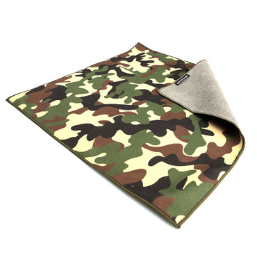 Easy Wrapper selbsthaftendes Einschlagtuch Camouflage Gr. XL 71 x 71 cm