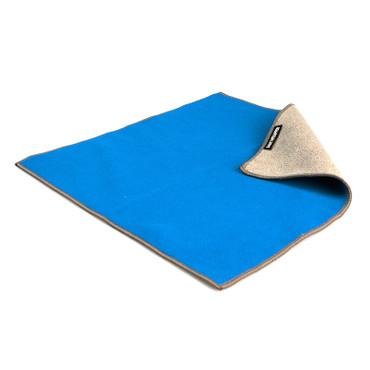 Easy Wrapper selbsthaftendes Einschlagtuch blau Gr. XL 71 x 71 cm