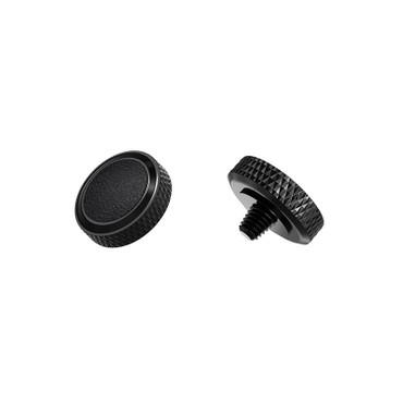 Auslöseknopf zum Einschrauben JJC SRB-BK Black für Fujifilm X Kameras