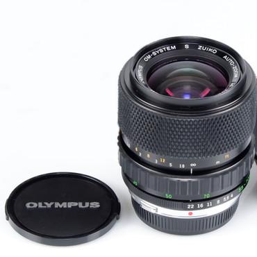 Olympus S. Zuiko MC Auto - Zoom OM-System analog 4,0 / 35-70 mm neuwertiger Zustand Gelegenheit