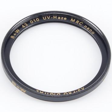 B+W UV-Schutzfilter 010 MRC nano 43,0 mm XS-Pro Digital Gelegenheit
