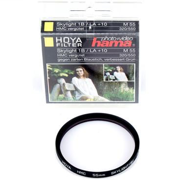Hama Skylightfilter 1B / LA+10 HMC vergütet 49 mm 320/490 absolut neuwertiger Zustand Gelegenheit