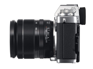 Fujifilm X-T3 Gehäuse Doppelzoom Kit silber mit Fujinon XF 18-55 + XF 55-200 (Preis vor Aktion 2241,04 Euro) – Bild 4