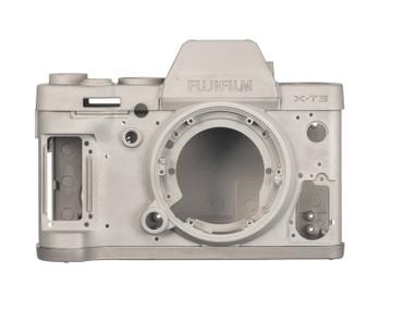 Fujifilm X-T3 Gehäuse Doppelzoom Kit schwarz mit Fujinon XF 18-55 + XF 55-200 (Preis vor Aktion 2241,04 Euro) – Bild 5